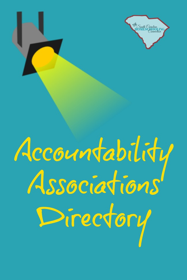 2016-2017 Homeschool Association Directory: These Associations have completed and filed the annual assurance form with the SC Dept of Education. The Department of Education does not accredit, approve or endorse any associations.Everyone has individual preferences about their doctor, their grocery store, even their church. It's a matter of deciding what works for you and your family. So, find the association that is right for you.