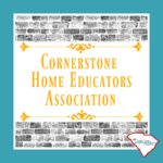 Cornerstone Home Educators Association is a 3rd Option homeschool accountability in SC