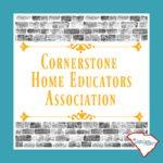 Cornerstone Home Educators Association is a 3rd Option homeschool accountability in SC