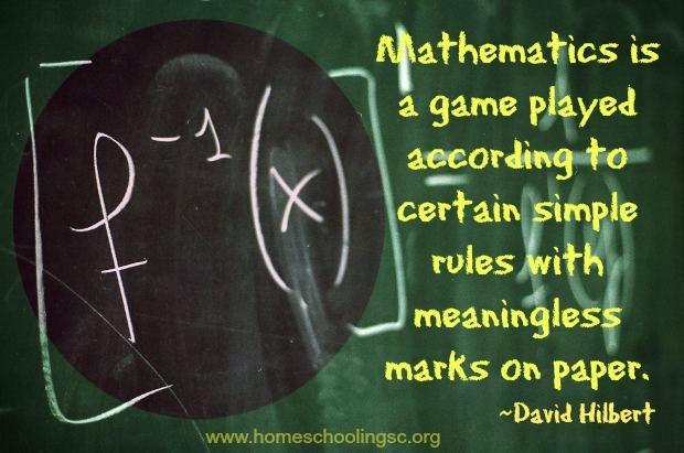 Math rules