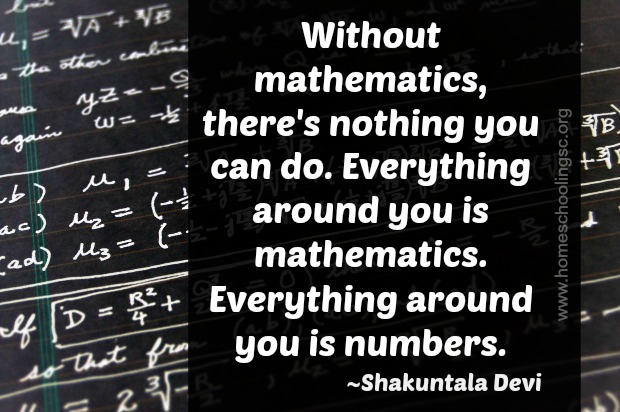 mathmatics around