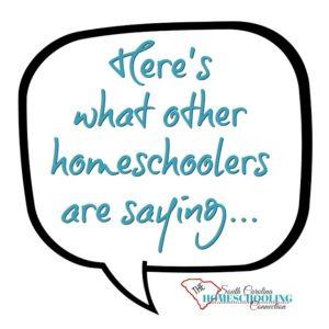 Member quotes about Piedmont Home Educators' Association