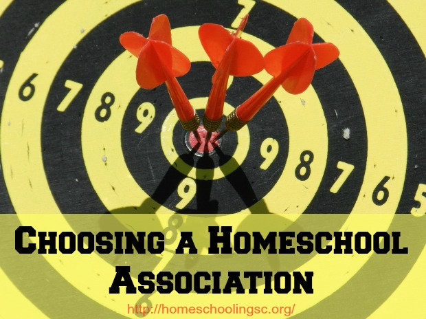 choosing a homeschool association