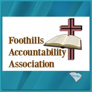 Foothills Accountability Association is a 3rd Option Accountability group in South Carolina. Here's a look at some of the services they offer.