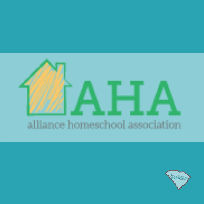 Alliance Homeschool Association (AHA) is a 3rd Option Accountability group in South Carolina