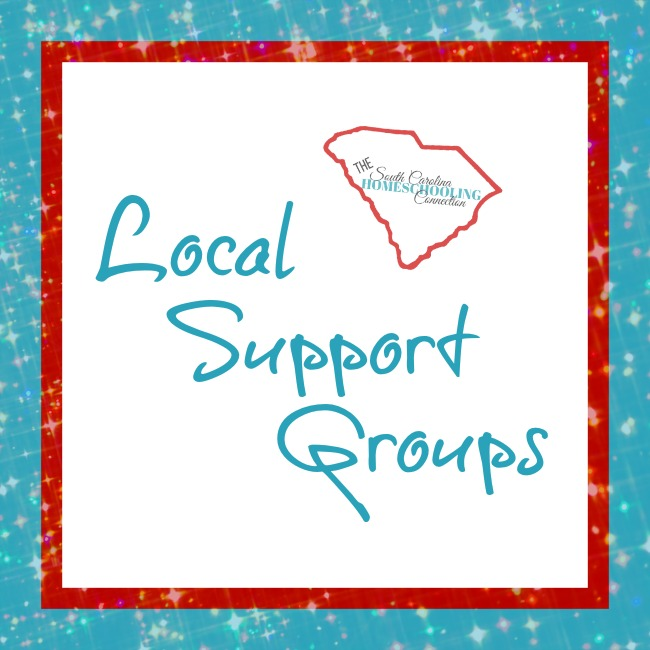 Local homeschool support groups in South Carolina. All things socialization: meet-ups, play groups, workshops, advice and more