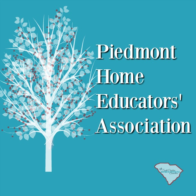Piedmont Home Educators' Association is a 3rd Option homeschool Accountability in South Carolina.