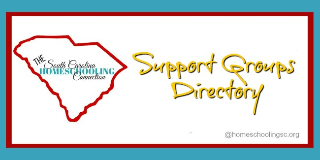 Homeschooling in South Carolina Support Groups directory. Field trips, classes, socialization opportunities for homeschoolers