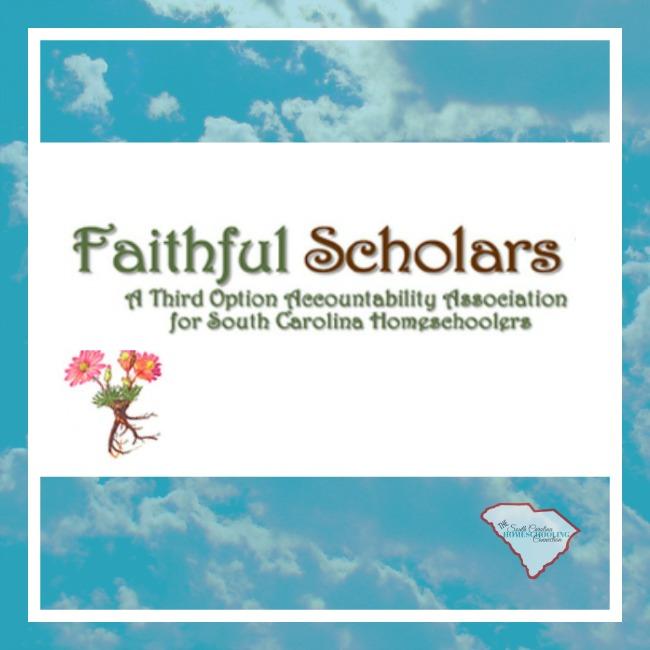 Faithful Scholars is an Option 3 Accountability Association in South Carolina.