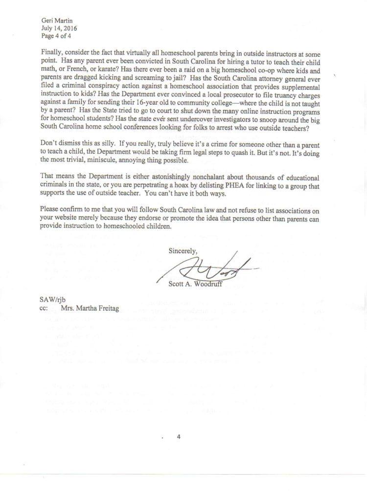 HSLDA letter 4