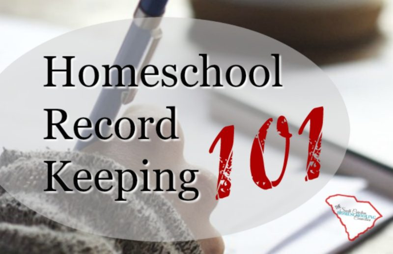 Homeschool Record Keeping 101