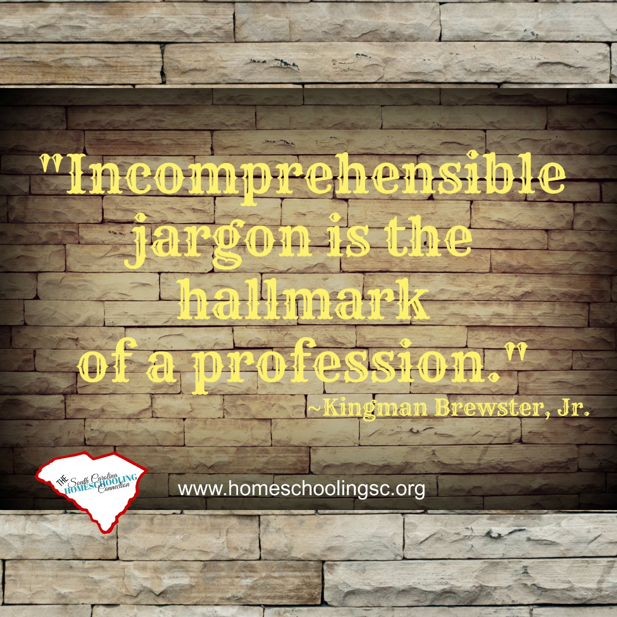 Homeschool Lingo is proof that home educator's are professionals.