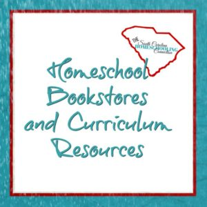 Homeschool Bookstores in South Carolina