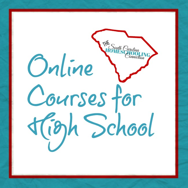 Online courses for homeschooling high school