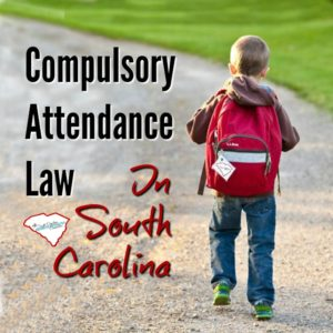 The age of compulsory attendance in South Carolina is a common question in variations like this: At what age does my child need to be enrolled in school? Should I sign a Kindergarten waiver or join a homeschool association? And what about homeschooling preschool?