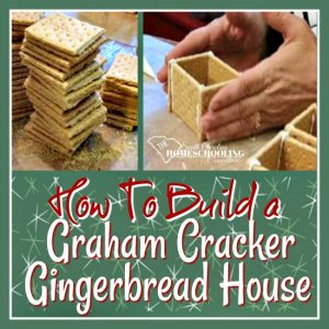 Step-by-step instructions to build a basic graham cracker house