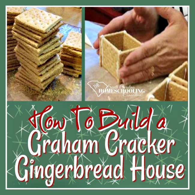 Build a Basic Graham Cracker House