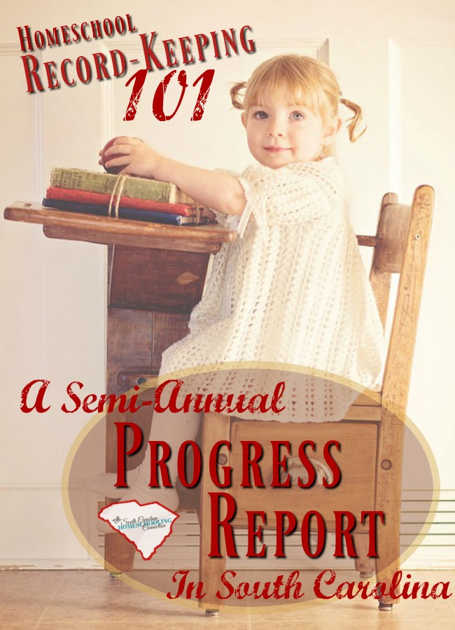 What is a homeschool progress report? More importantly why do it? The real reason why you're maintaining your records is so you can see the student's progress. It's got to be meaningful to you in the way we naturally assess our life goals. That's what a semi-annual homeschool progress report is.