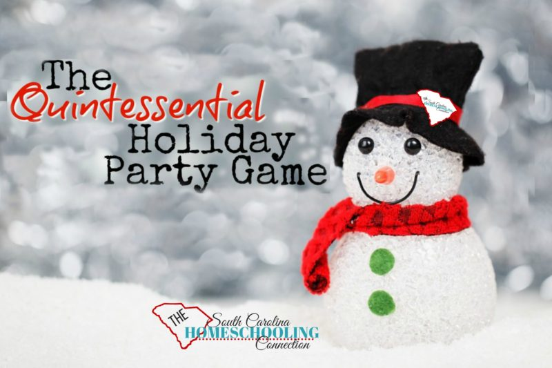The Quintessential Holiday Party Game
