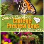 Spring 2017 College Preview Days in South Carolina