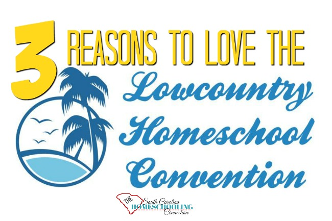 Love the Lowcountry Homeschool Convention
