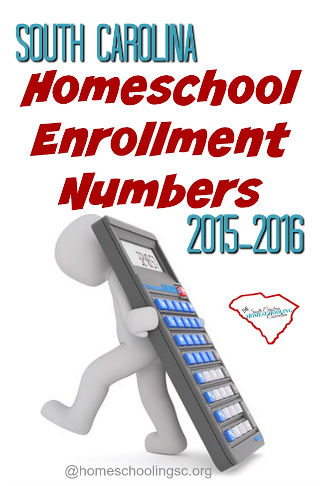 While the districts are busy tallying this year's numbers, let's take a look at the 2015-2016 Homeschool enrollment numbers.