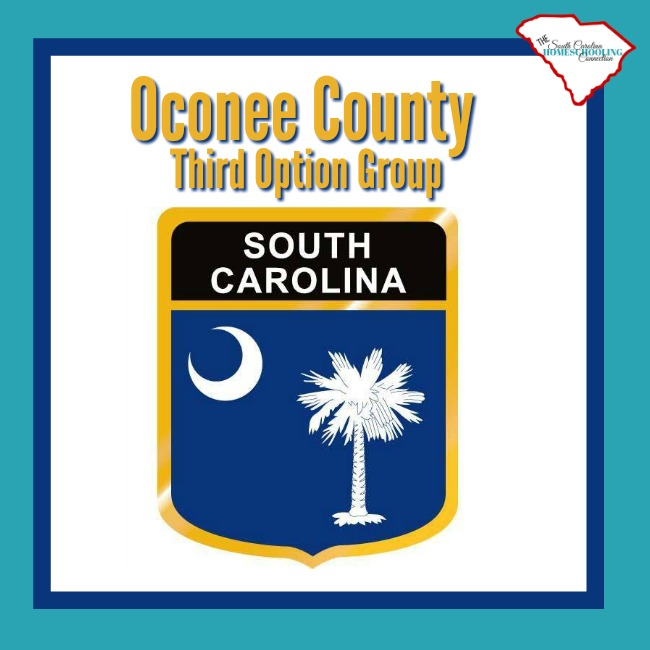 Oconee County Third Option Group is a homeschool Accountability Association in South Carolina
