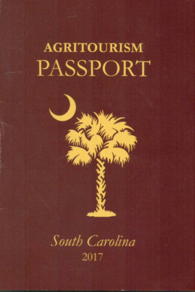 The Agritourism Passport is fun way to experience many more farms across South Carolina. The program highlights a variety of farm opportunities, including crop mazes, u-picks, hayrides, wineries and petting zoos.