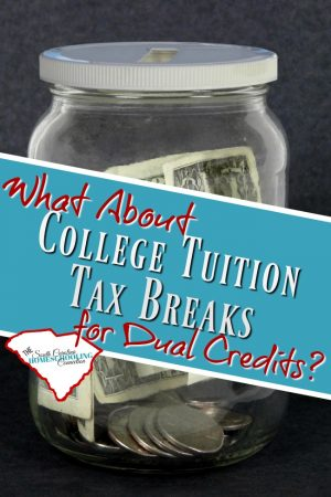 Tax credits you can get for college tuition--even dual enrollment credits. But should you take the tax breaks or not?
