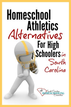 Homeschool Athletic for High schoolers in SC