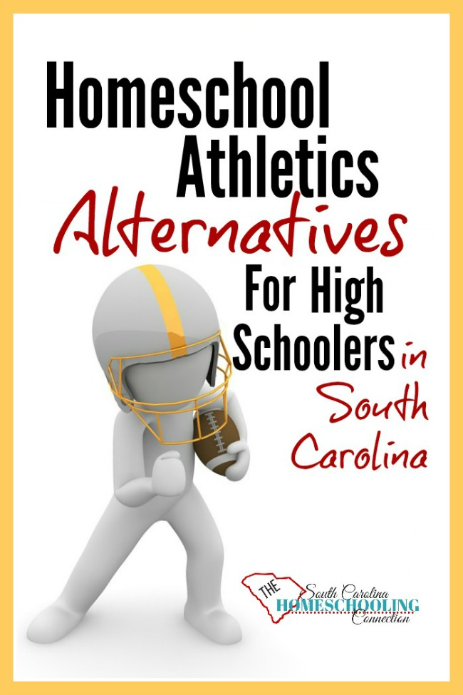 Alternative Homeschool Athletics For High School