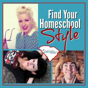 Choose curriculum that suits your homeschool style