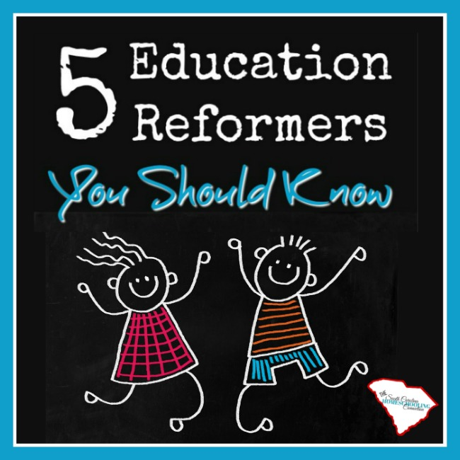 5 Education Reformers You Should Know