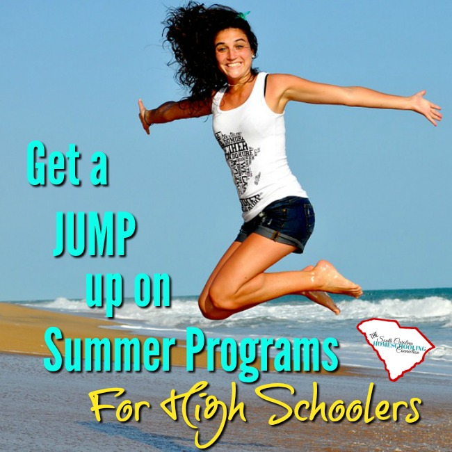 Summer Programs for High School