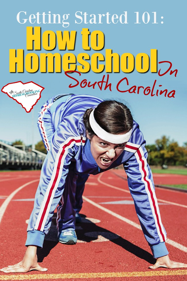 You've decided to homeschool in South Carolina. Whether you're new to the state or just getting started. Here's 5 easy steps How to Homeschool in South Carolina: