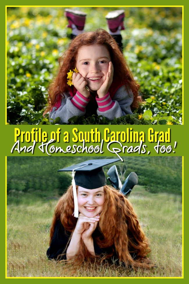 The Department of Education has developed a profile of a South Carolina graduate. It stands as the goal of the public education system to produce a well-rounded, productive citizen.