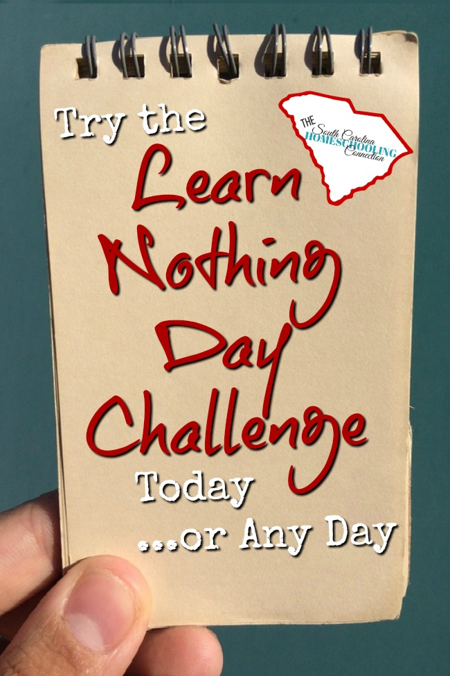 Is it possible to go a day to actually learn nothing? Try the Learn Nothing Day challenge and see for yourself. Rethink how learning actually works.