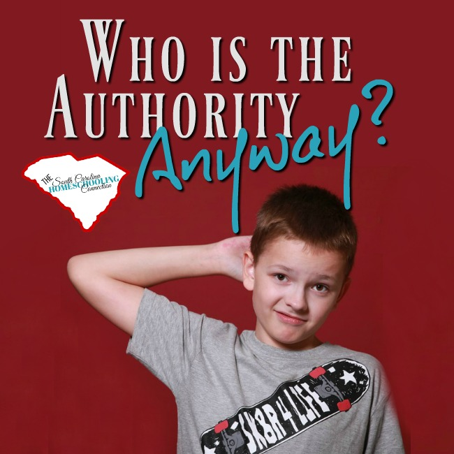 Who's the Authority Anyway?