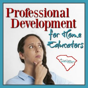 Home Educators earn professional development and continuing education creditentials, just like any other teacher does! Here's how.