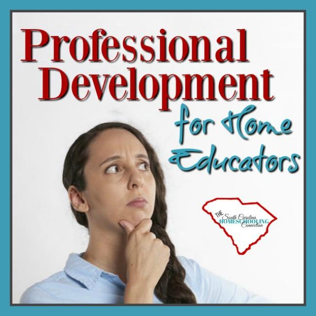 Professional Development For Home Educators