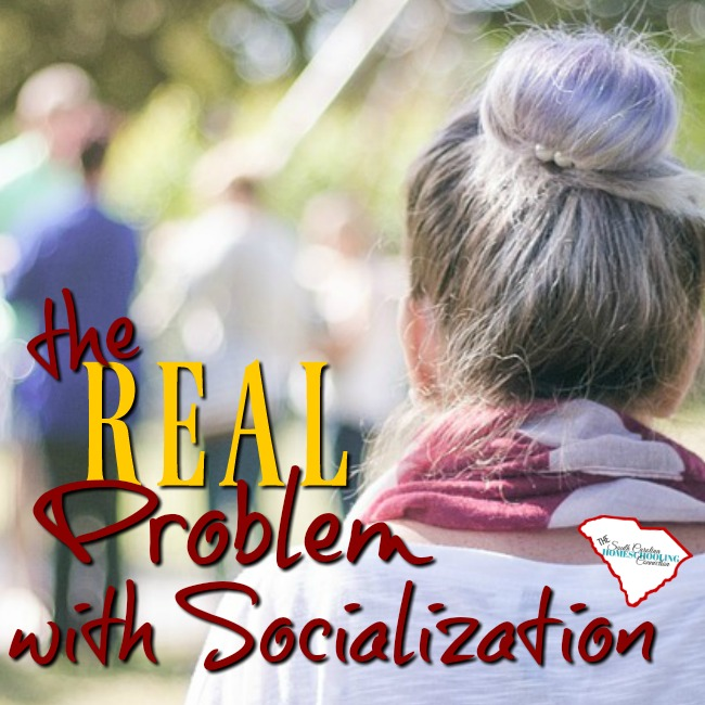 The REAL Problem with Socialization