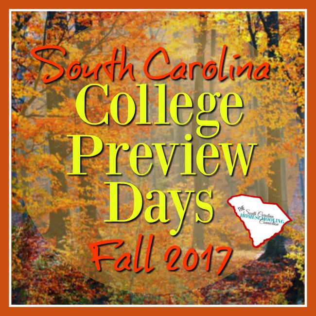 College Preview Days Fall 2017