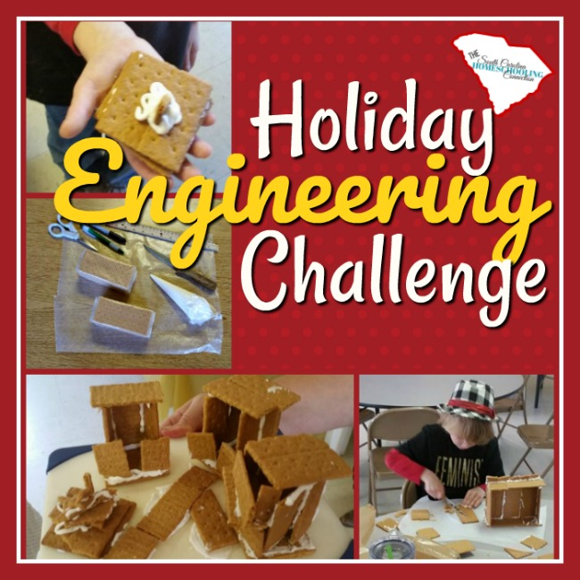 Holiday Engineering Challenge: Graham Cracker Structure