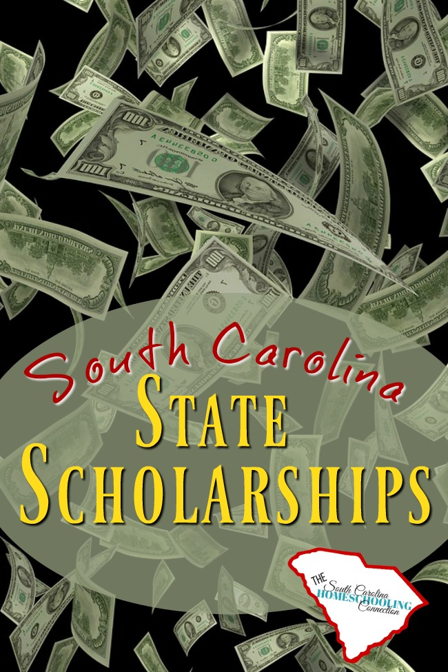 State Scholarships in South Carolina