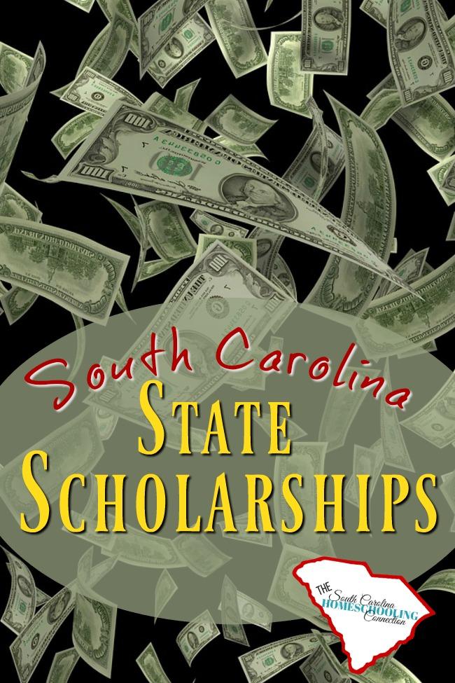 State Scholarships in South Carolina