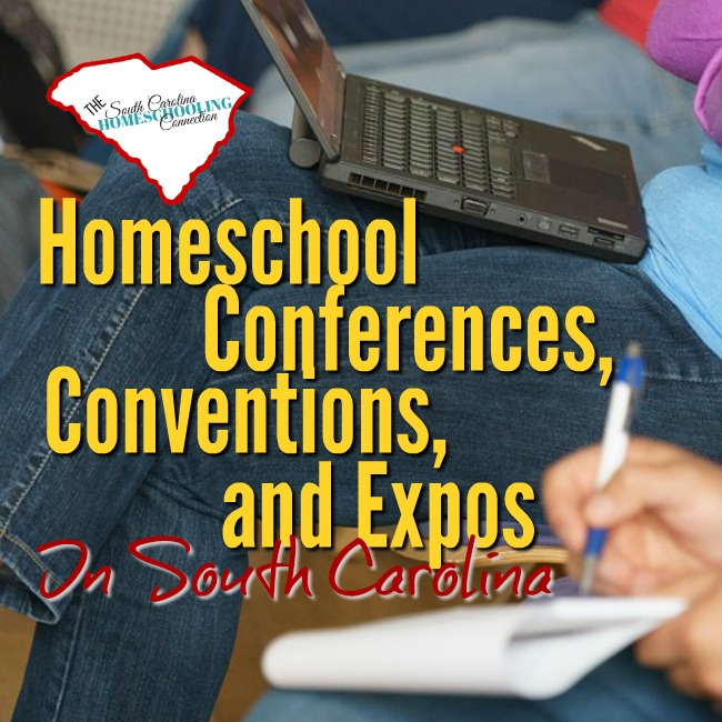 If you're new to homeschool or an old-timer. Whether you're new to the area or lived here your whole life. There's something new to learn, new connections and new resources. I love homeschool conferences, conventions and expos!