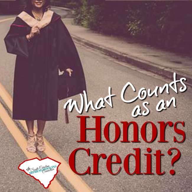 What Counts as an Honors Credit?