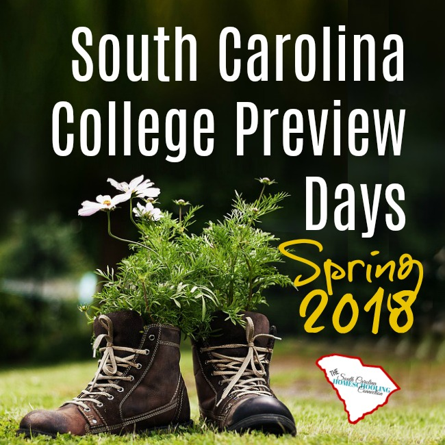 College Preview Days Spring 2018