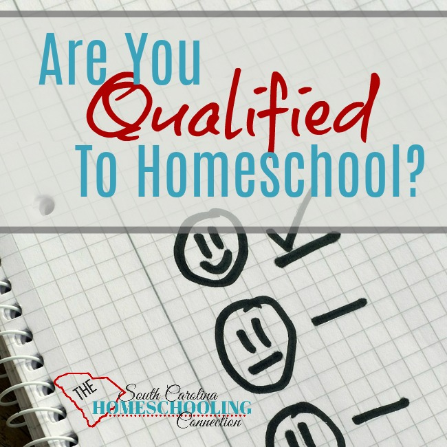 Basic Qualifications to Homeschool