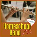 We have several homeschool bands in South Carolina. If your student is interested to perform in a band or orchestra--here's some great programs to consider.